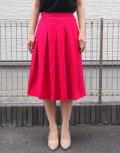 ソフトプリーツスカート型紙
