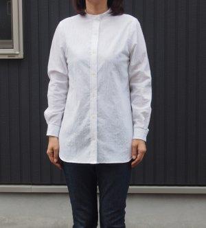 画像4: スタンドカラーシャツ型紙