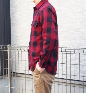 画像3: 【メンズ】アウトドアシャツ型紙