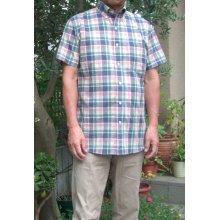 他の写真1: 【メンズ】ボタンダウンシャツ型紙(長袖、半袖付き)