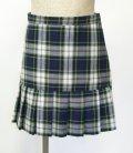 【子供服】切り替えプリーツスカート型紙
