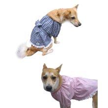 他の写真3: 犬服 チュニックワンピース型紙(小型犬から中型犬用)