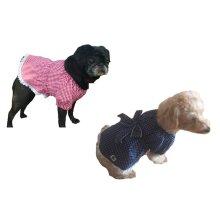 他の写真1: 犬服 チュニックワンピース型紙(小型犬から中型犬用)