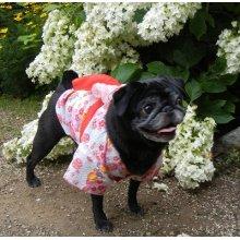他の写真2: 【犬服】浴衣型紙(小型犬用)