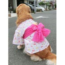 他の写真1: 【犬服】浴衣型紙(大型犬用)