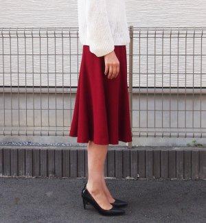 画像4: 8枚接ぎフレアスカート型紙(膝下丈)