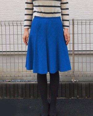 画像1: 8枚接ぎフレアスカート型紙(膝丈)