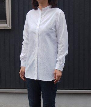 画像1: スタンドカラーシャツ型紙
