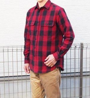 画像2: 【メンズ】アウトドアシャツ型紙