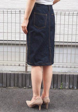 画像4: デニムスカート型紙