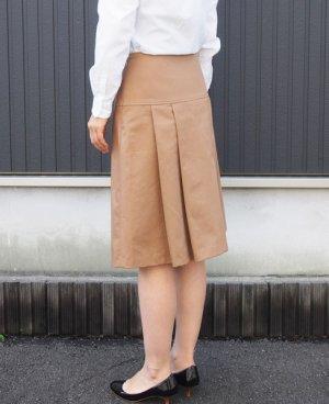 画像4: ヨーク切り替えプリーツスカート型紙