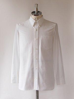 画像1: 【メンズ】ボタンダウンシャツ型紙(長袖、半袖付き)