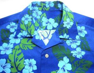 画像4: 【メンズ】4L,5Lサイズ オープンカラーシャツ(アロハシャツ)型紙