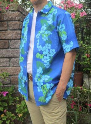 画像3: 【メンズ】4L,5Lサイズ オープンカラーシャツ(アロハシャツ)型紙