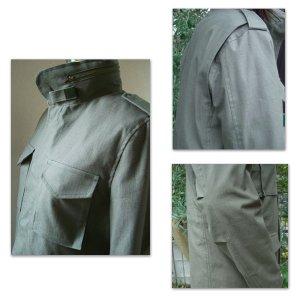 画像5: ミリタリージャケット型紙