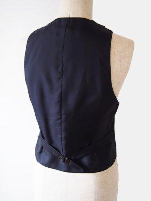 画像4: 衿付き3つ釦ベスト型紙