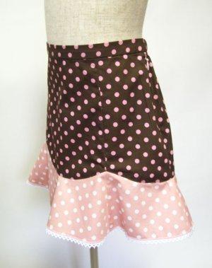 画像3: 【子供服】切り替えフレアースカート型紙