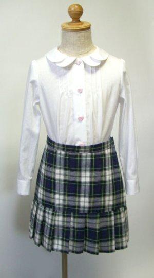 画像4: 【子供服】切り替えプリーツスカート型紙