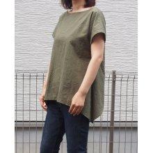 他の写真1: Vネック&ボートネック 裾フレアブラウス型紙