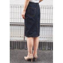 他の写真2: デニムスカート型紙