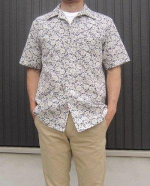 画像5: 【メンズ】オープンカラーシャツ(アロハシャツ)型紙