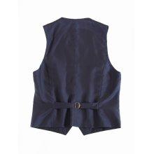 他の写真2: 衿付き3つ釦ベスト型紙
