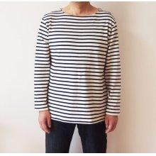 他の写真1: 【メンズ】ボートネックTシャツ型紙(半袖・長袖)