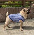 犬服 タンクトップ型紙(リブ仕様) 小型犬〜中型犬用