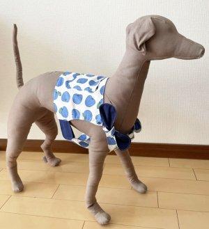 画像1: 【犬用】クールベスト型紙・小型犬用(P/XS/S)