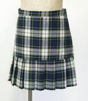 画像1: 【子供服】切り替えプリーツスカート型紙