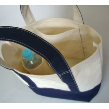 他の写真2: 横長トートバッグ型紙(M)